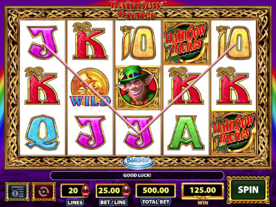 How do paylines work in online slots?