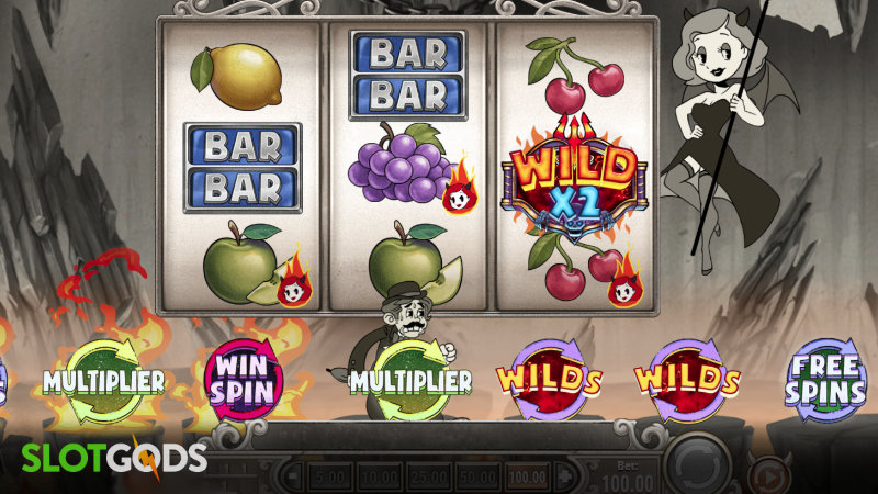 Charlie Chance In Hell To Pay Online Slot by-Play'n'Go Screenshot 1