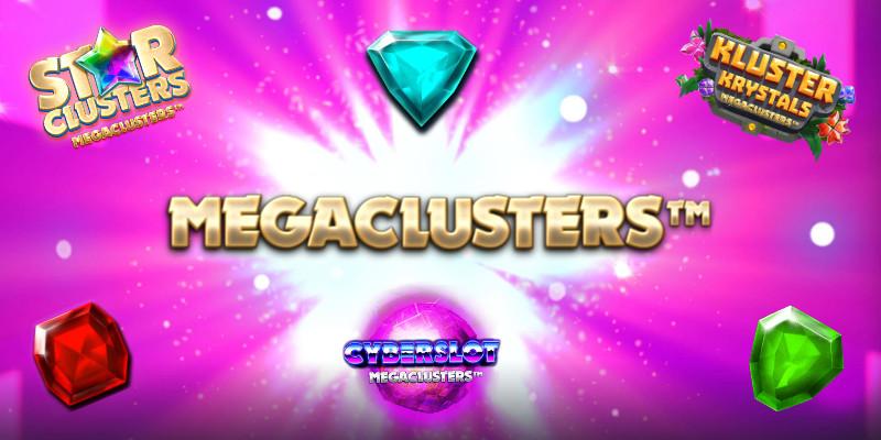 Guide To Megaclusters Slots Hero