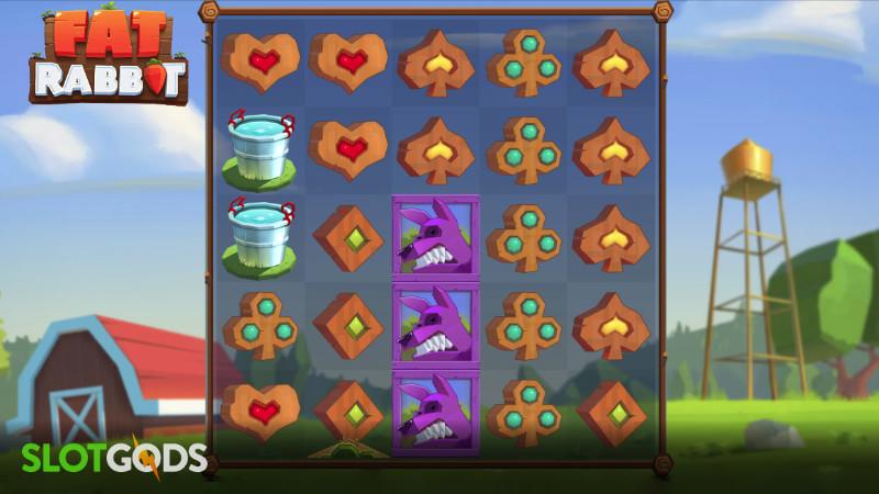 Fat Rabbit Online Slot by Push Gaming Screenshot 1