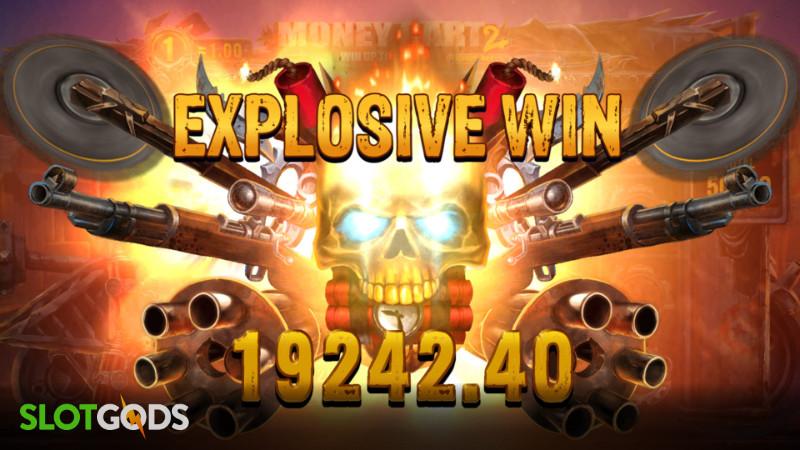 Money Cart 2 Online Slot by Relax Gaming Screenshot 1