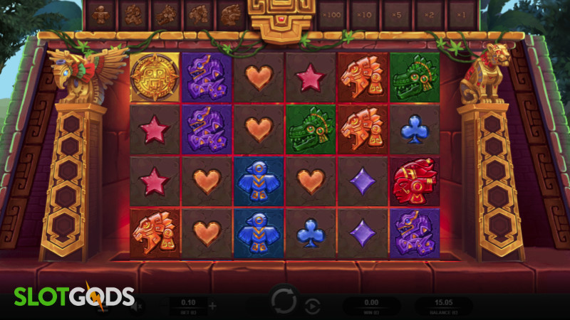 Aztec Ascent Online Slot by Relax Gaming Screenshot 1