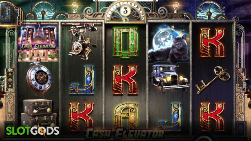 Cash Elevator Online Slot by Pragmatic Play Screenshot 1