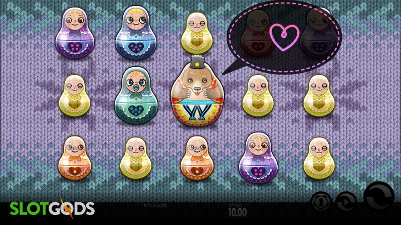 Babushkas Online Slot by Thunderkick Screenshot 1