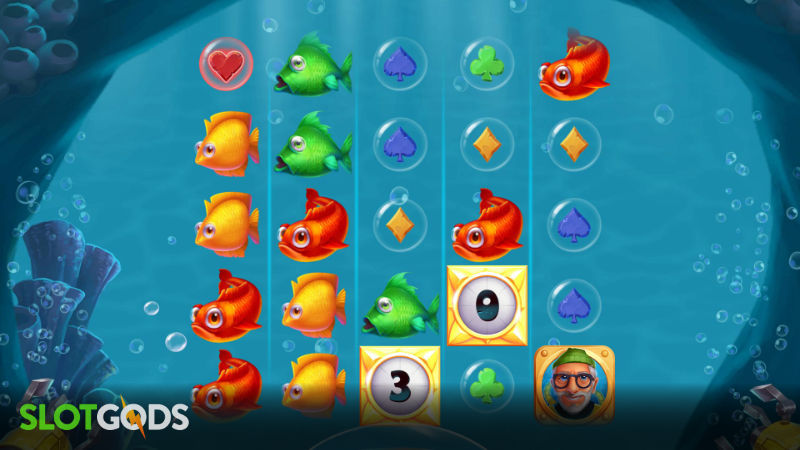 Deep Descent Online Slot by Relax Gaming Screenshot 1