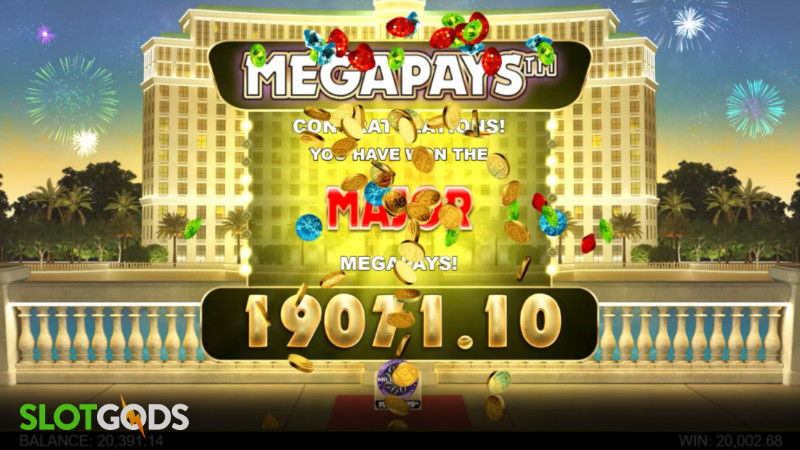 Who Wants to be a Millionaire Megapays Online Slot by Big Time Gaming Screenshot 3