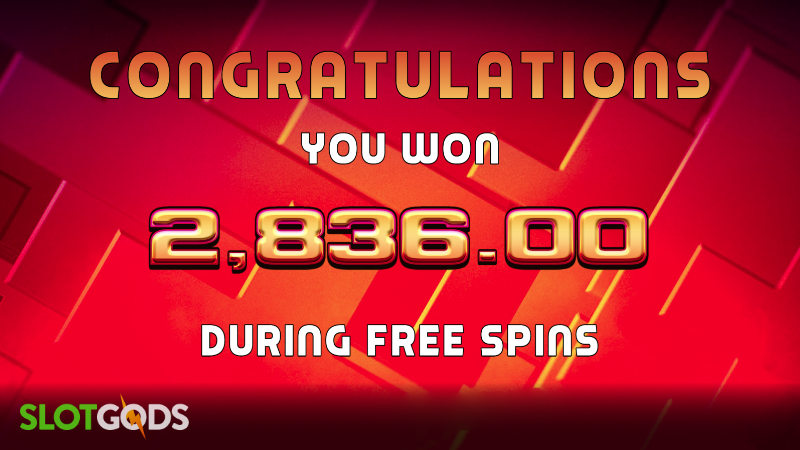 Hot Spin Megaways Online Slot by iSoftBet Screenshot 3