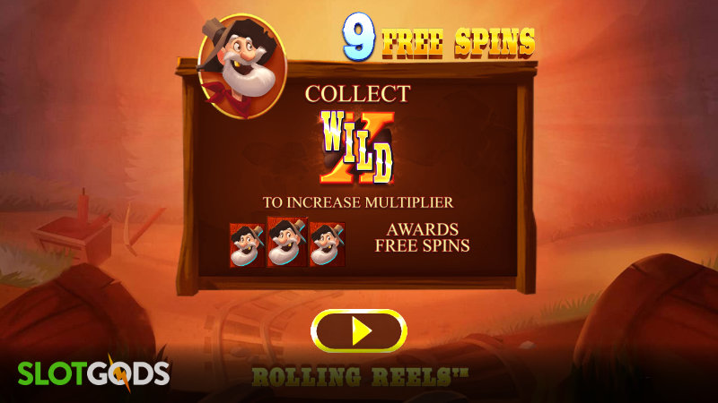 Big Boom Riches Online Slot by Just For The Win Screenshot 2