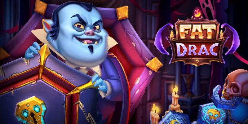 Fat Drac Online Slot by Push Gaming Hero