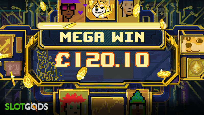NFT Megaways Online Slot by Red Tiger Gaming Screenshot 3