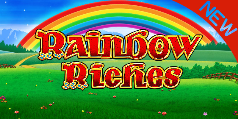 Rainbow Riches Cash Cluster Online Slot by SG Digital Hero