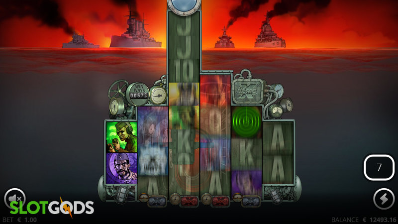 Das xBoot Online Slot by Nolimit City Screenshot 2