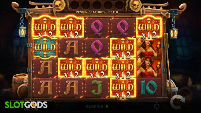 Caribbean Anne 2 Online Slot by Relax Gaming Screenshot 2