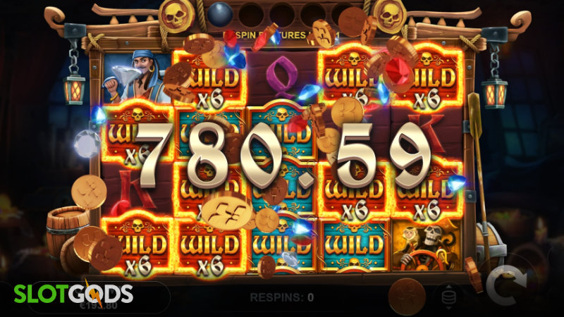 Caribbean Anne 2 Online Slot by Relax Gaming Screenshot 3