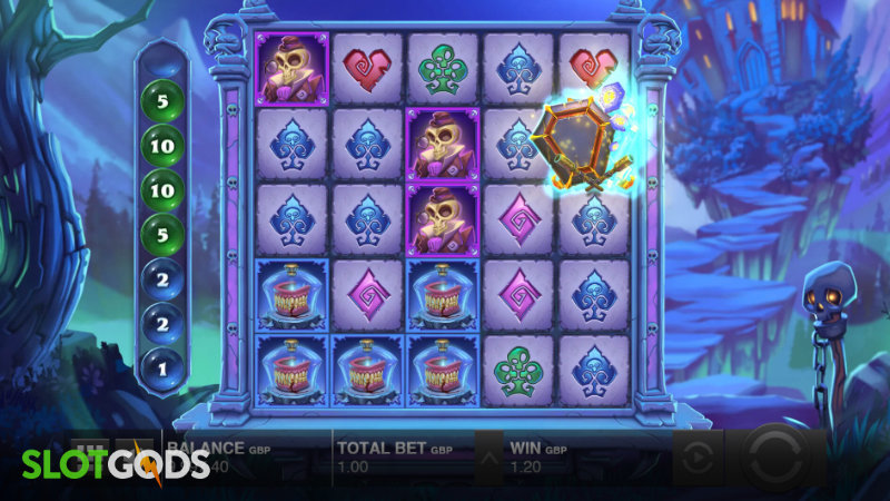 Fat Drac Online Slot by Push Gaming Screenshot 1