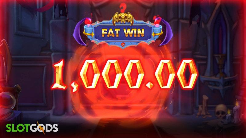 Fat Drac Online Slot by Push Gaming Screenshot 3