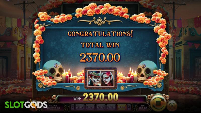 Muerto En Mictlan Online Slot by Playn GO Screenshot 4