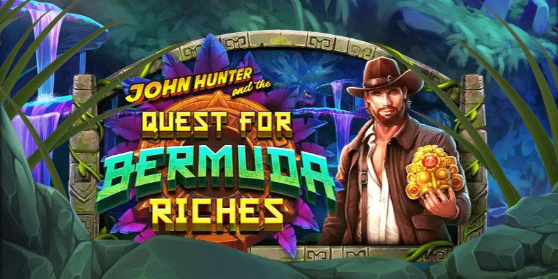 Pragmatic Play hero John Hunter returns in brand new Bermudan adventure