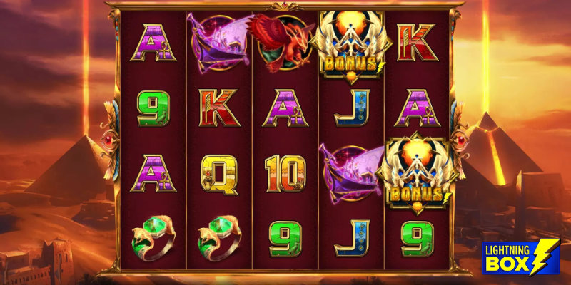 Trigger 100x multipliers with ancient Egyptian slot 100x Ra