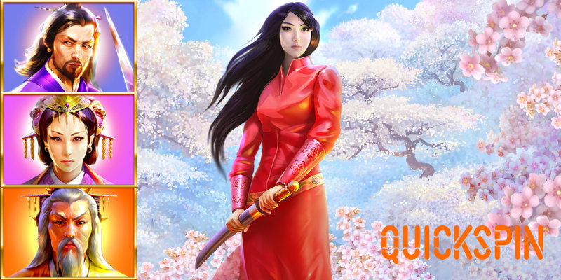 The beauty of the east returns in Quickspin's Sakura Fortune II